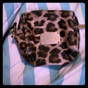 Bebe wristlet purse